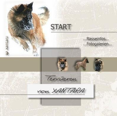 """""""von Xantara"""" neues Webdesign geht online…"""